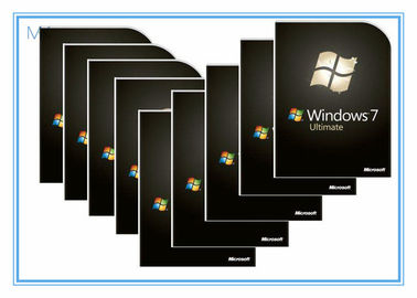 DVD 32 Bit / 64 Bit Home Microsoft Windows 7 Ultimate Product Key Softwares OEM
